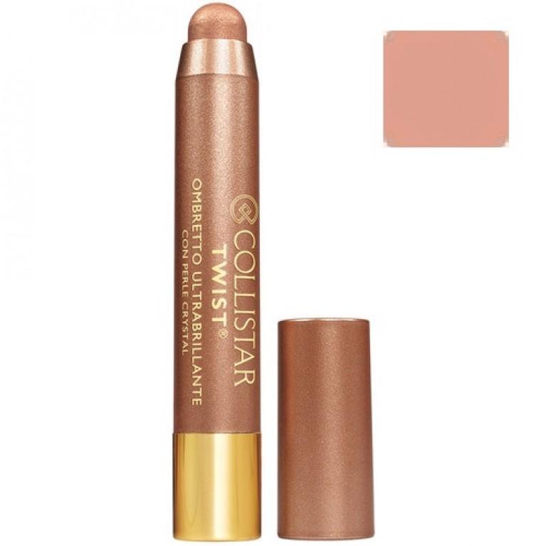 COLLISTAR_Twist Ultra Shiny Eye Shadow cień do powiek w kredce 102 Corallo Oro