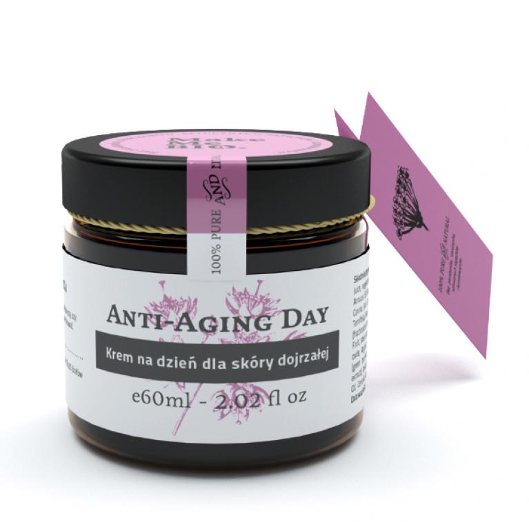 Anti-aging day/ Krem na dzień dla skóry dojrzałej