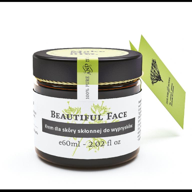 Beautiful Face/ Krem dla skóry skłonnej do wyprysków