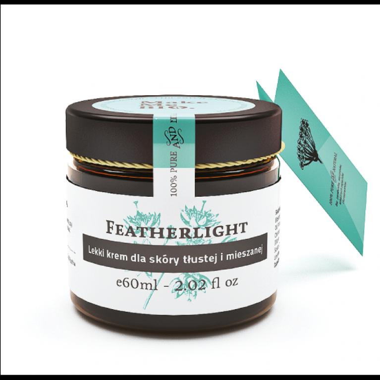 Featherlight /Lekki krem dla skóry tłustej i mieszanej